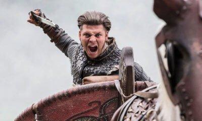Vikings: Criador da série promete a mais extraordinária batalha já vista