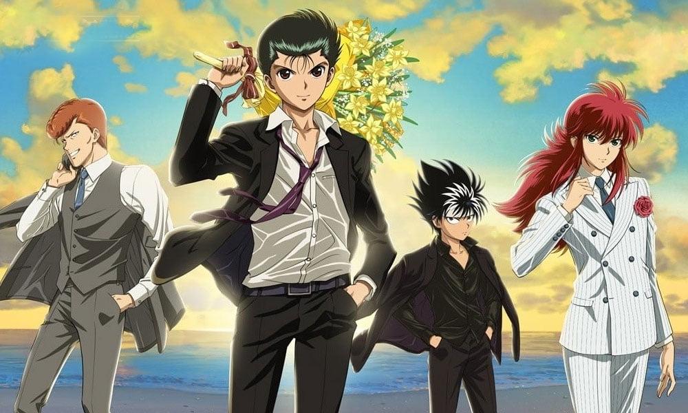 Yu yu hakusho ganhar anime especial de aniversrio saiba mais yu yu hakusho ganhar anime especial de aniversrio stopboris Images