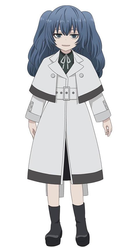 Confira detalhes do visual dos personagens de Tokyo Ghoul:re.
