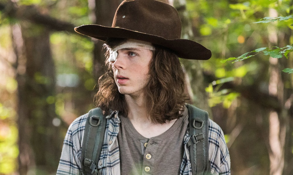 """Nós devemos ficar felizes"" | Diz Robert Kirkman sobre a morte de Carl Grimes em The Walking Dead"