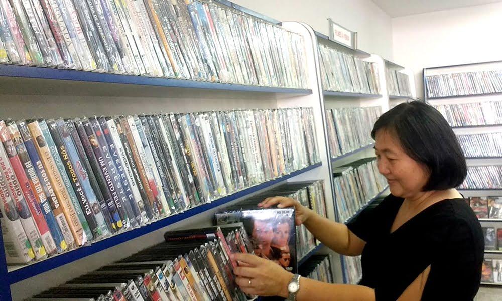A última das locadoras | Rede de locação de filmes fecha no interior de São Paulo
