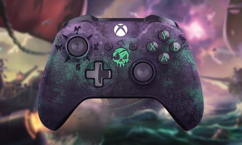 Sea of Thieves | Microsoft cria joystick para Xbox One inspirado em game da Rare
