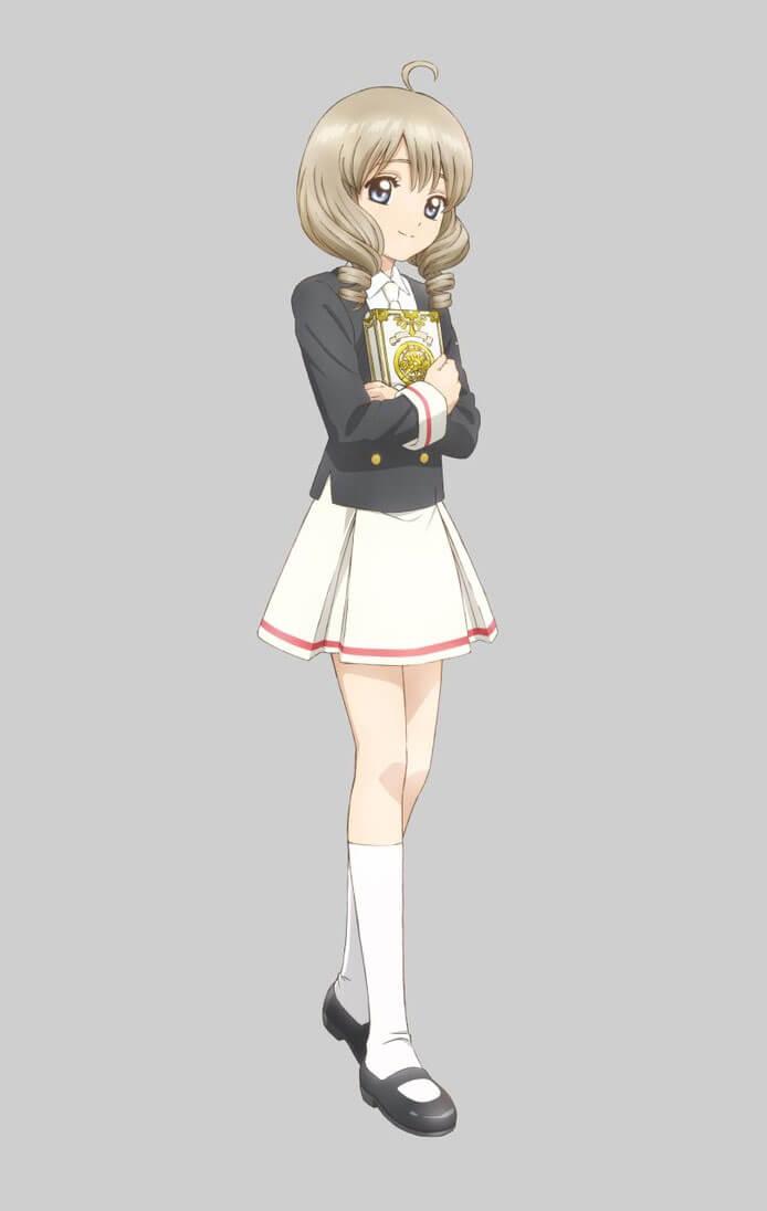 Nova série Cardcaptor Sakura: Clear Card recebe mais um teaser promocional com nova personagem