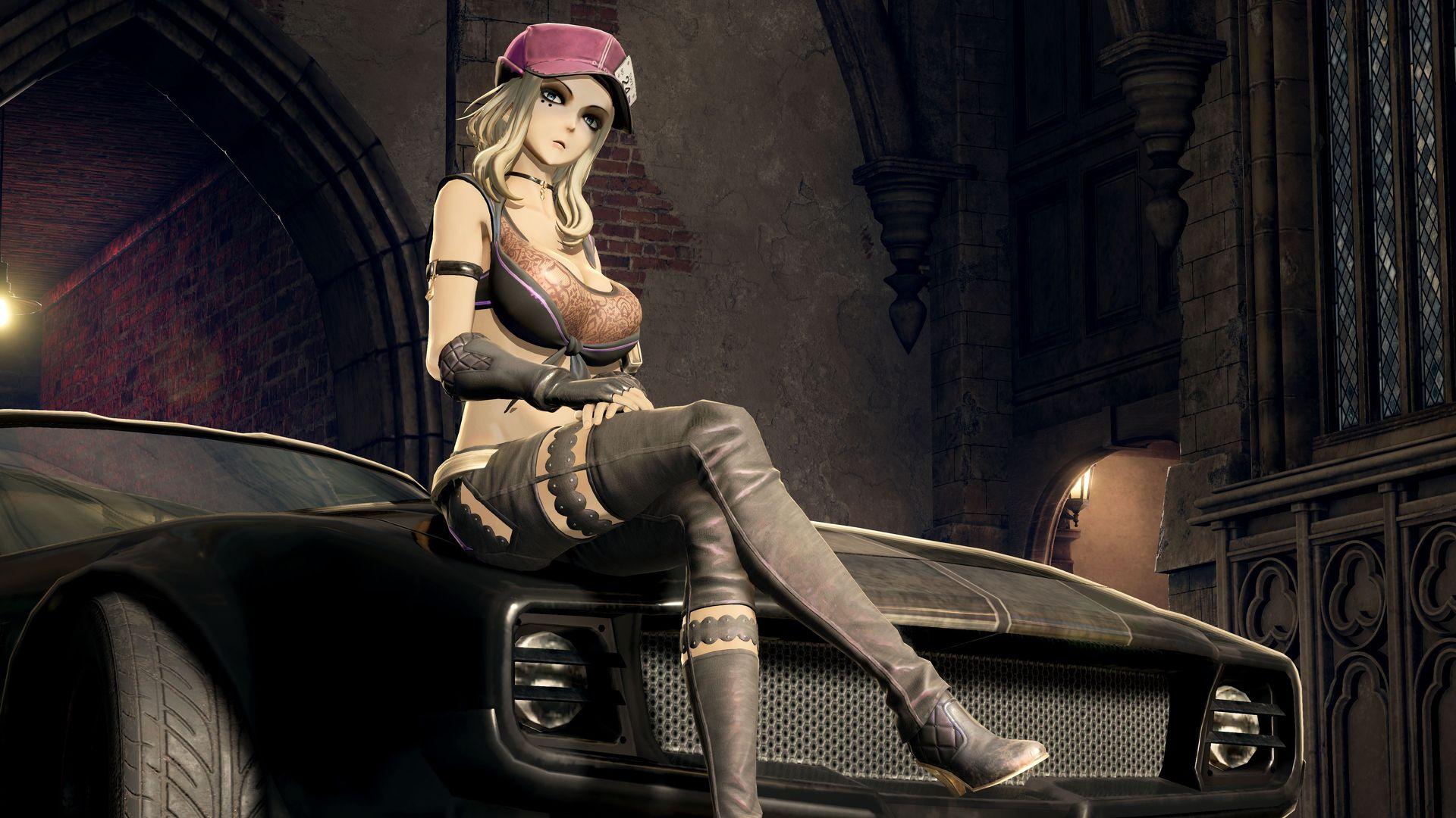 Novas imagens revelam mais personagens e detalhes do game Code Vein