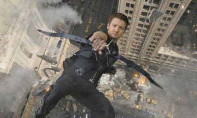 Jeremy Renner finaliza as filmagens de Vingadores 4. Veja o que rolou