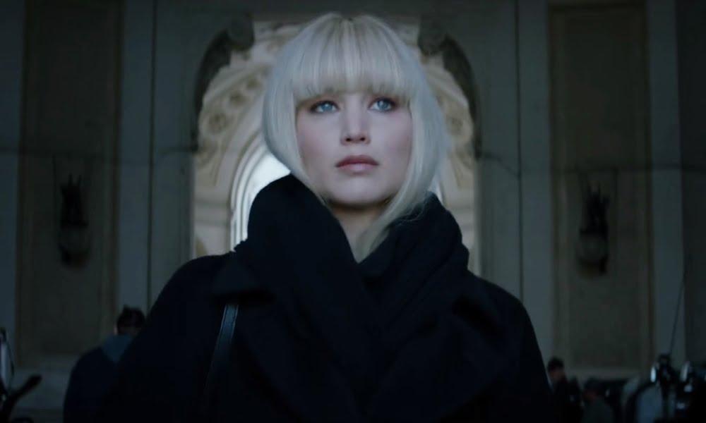 Jennifer Lawrence aparece como a espiã russa no primeiro pôster de Operação Red Sparrow