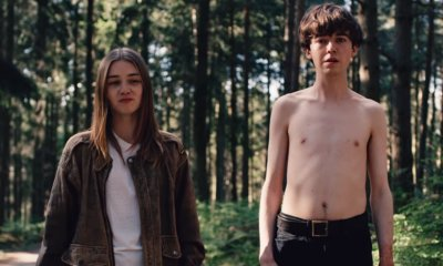 Review da série The End of the F***ing World, uma produção original Netflix.