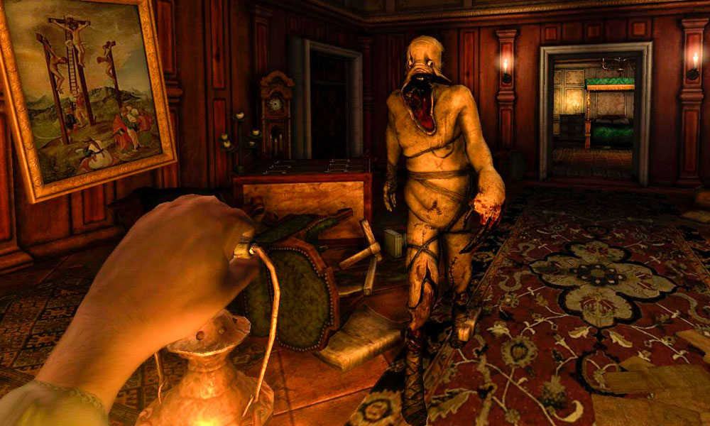 CORRE! Amnesia: Collection está de graça para PC por tempo limitado!
