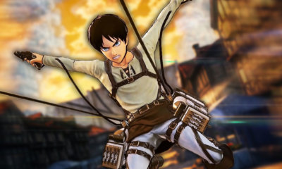 Attack on Titan: Wings of Freedom 2 | Confira vídeo com detalhes do gameplay