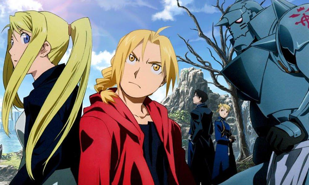 Animes de Fullmetal Alchemist entram para o catálogo da Netflix