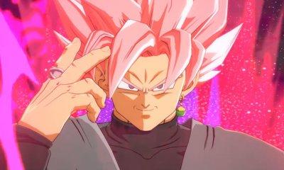 Teaser de Dragon Ball FighterZ com gameplay de Goku Black foi revelado pela Bandai Namco.
