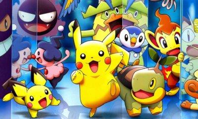 Incrível! Fã desenha poster com todos os 807 Pokémon. Confira!