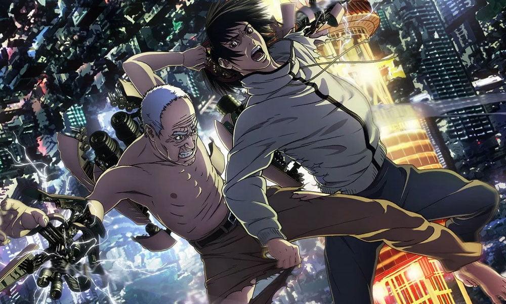 Review TBX   Inuyashiki: O novo último herói
