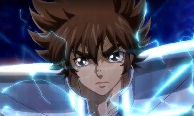 Anime de Os Cavaleiros do Zodíaco feito pela Netflix é adiado para 2019