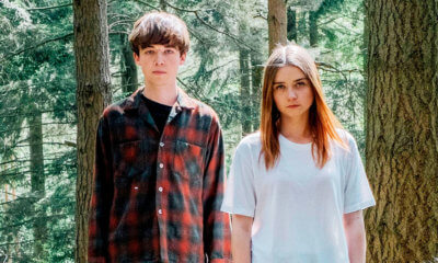 Nova série da Netflix, The End of the F***ing World, ganha trailer de lançamento
