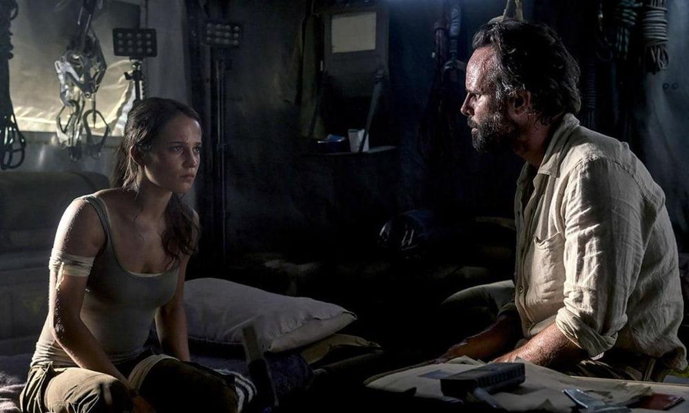 Nova imagem do filme revela Mathias Vogel, o vilão de Tomb Raider. Confira!
