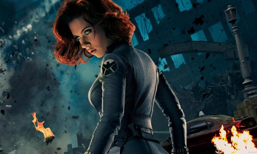 Viúva Negra   Scarlett Johansson assina contrato para filme solo, afirma jornal