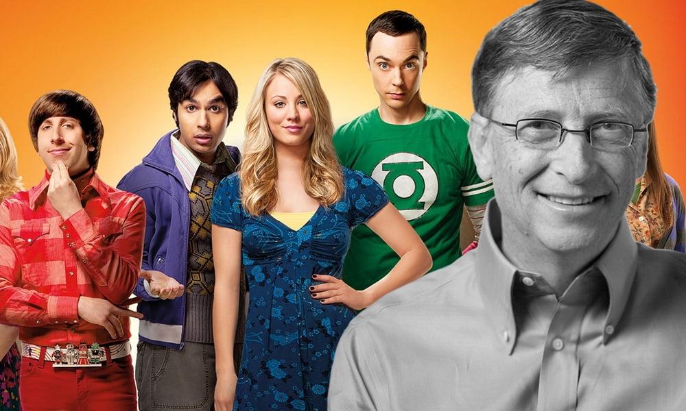 The Big Bang Theory terá a participação de Bill Gates. Saiba mais