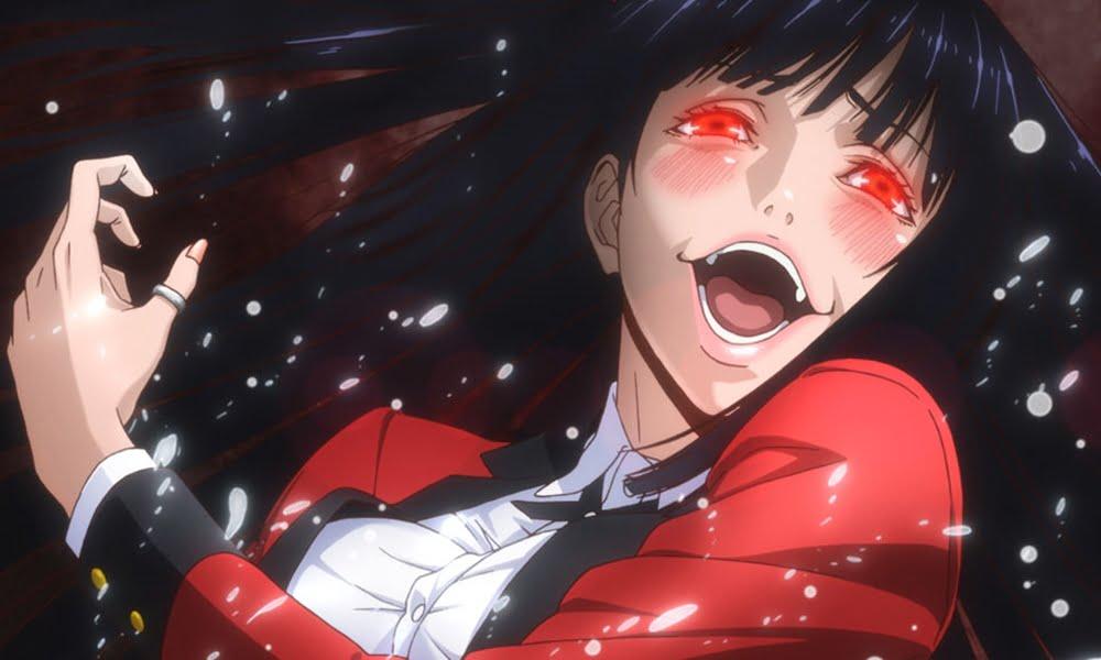 Review TBX | Kakegurui : Um anime para apostar até a loucura