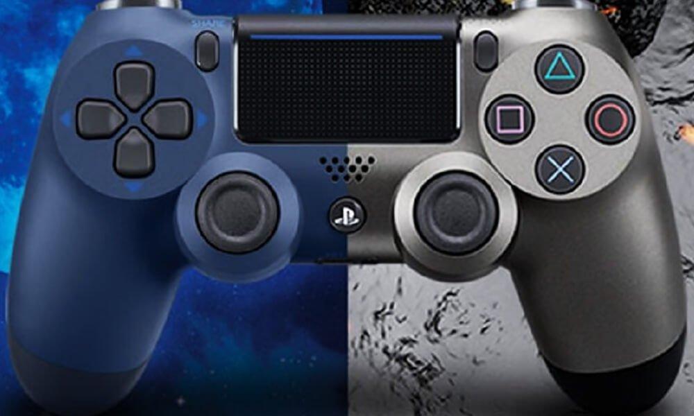 Dualshock 4 ganha duas novas cores. Modelos chegarão nos Estados Unidos e na Europa