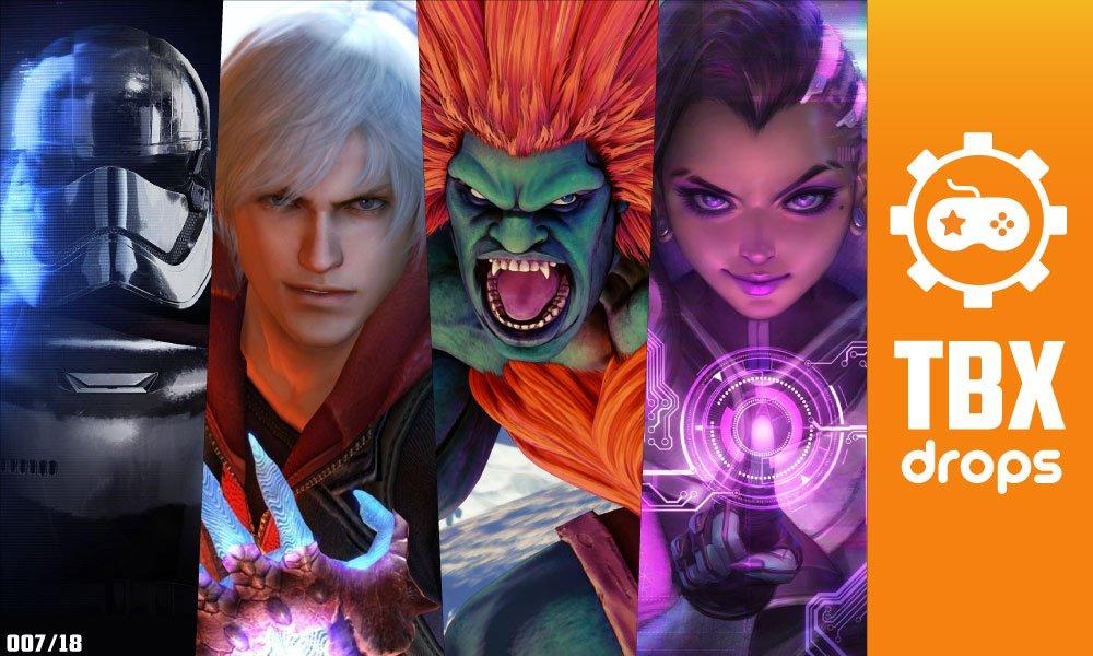 TBX Drops | As principais notícias da semana sobre o mundo dos games