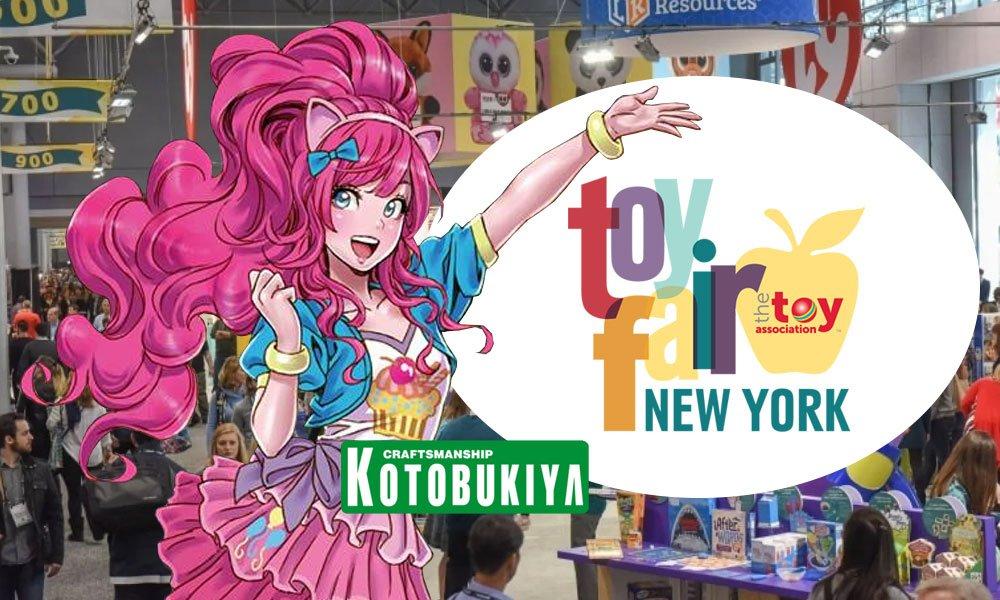 Bishoujo Series | Kotobukiya apresenta novidades na Toy Fair 2018