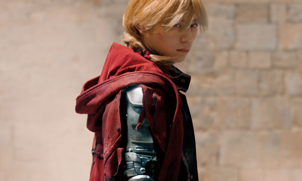 Filme de Fullmetal Alchemist chega finalmente à Netflix