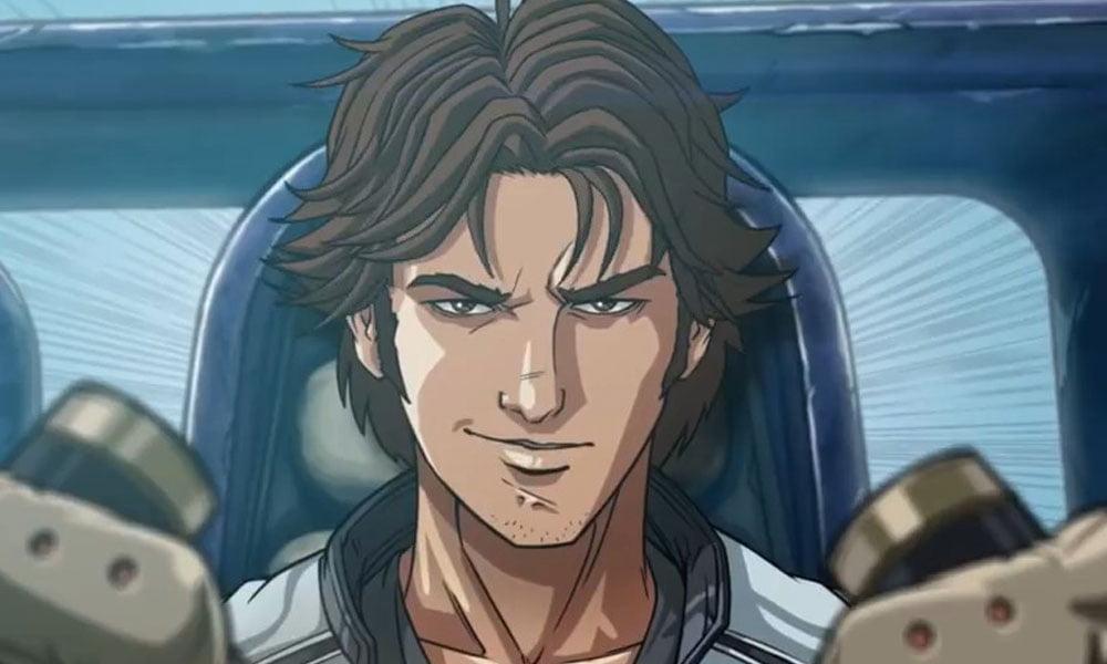 Han Solo: Uma História Star Wars   Artista transforma trailer do filme em anime