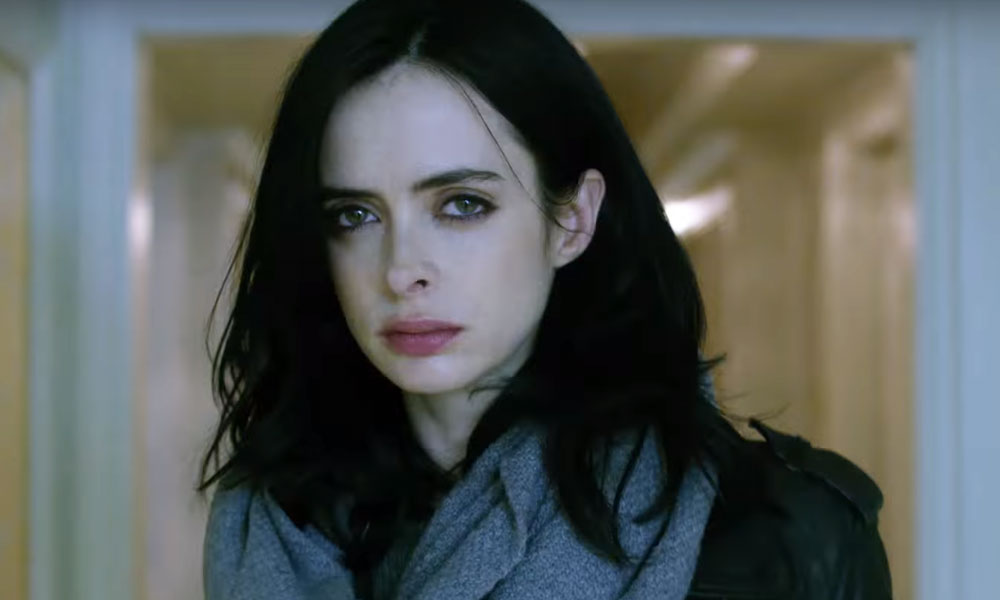 Jessica Jones continua 'com raiva' em novo trailer de 'Jessica Jones'