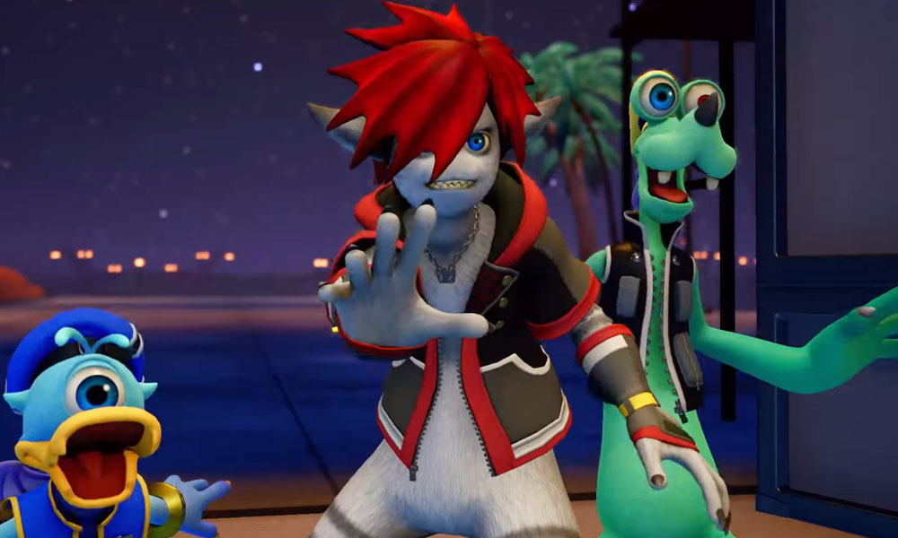 Kingdom Hearts 3 recebe novo trailer e confirma mundo de Monsters