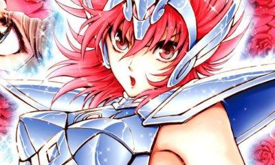 Cavaleiros do Zodíaco: Saintia Shô   Imagem inédita do anime aparece em revista