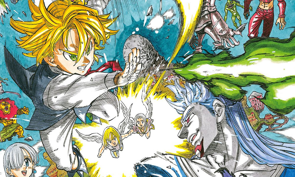 The Seven Deadly Sins: Prisoners of the Sky ganha primeiro trailer