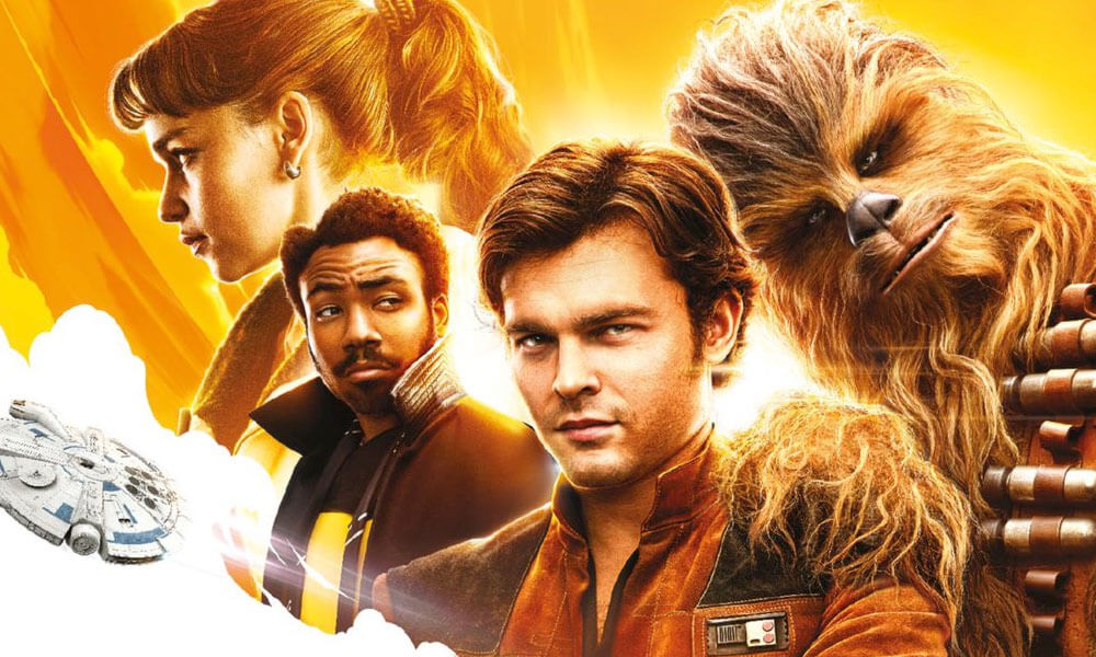 Trailer de Solo: Uma História Star Wars ganha data de lançamento