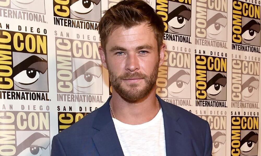 Chris Hemsworth pode estrelar novo filme do universo de Homens de Preto