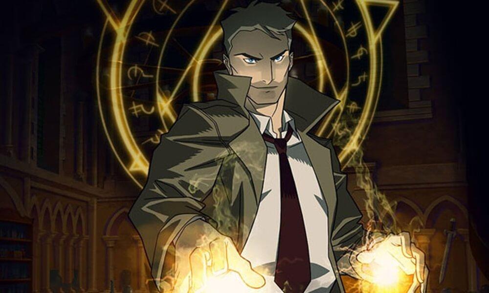 Constantine | Animação ganha data de estreia. Confira!