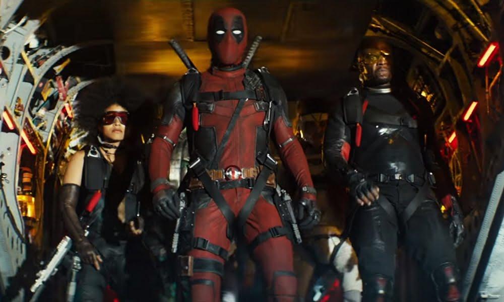 Confira o novo trailer de Deadpool 2. O anti-herói fica de frente com Cable!