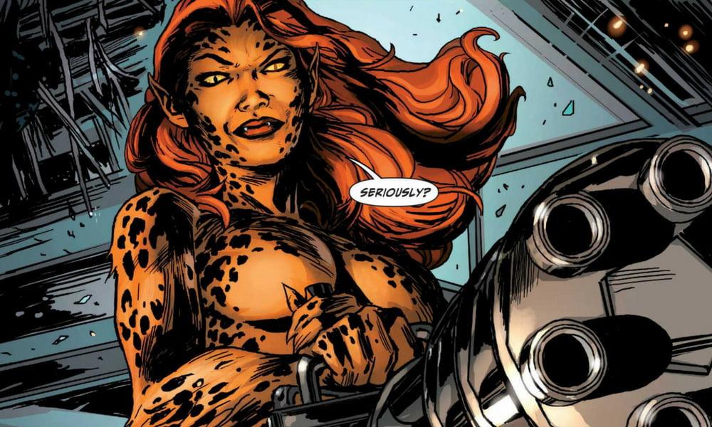 Saiba quem é a Mulher-Leopardo. A super-vilã de Mulher-Maravilha 2