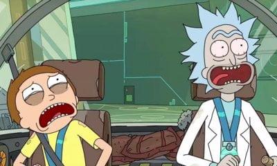 Rick and Morty tem 4ª temporada suspensa. Entenda