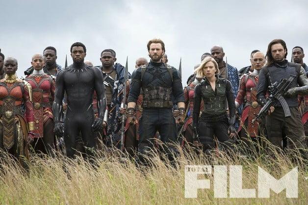 Heróis aparecem em Wakanda em nova imagem de Vingadores: Guerra Infinita