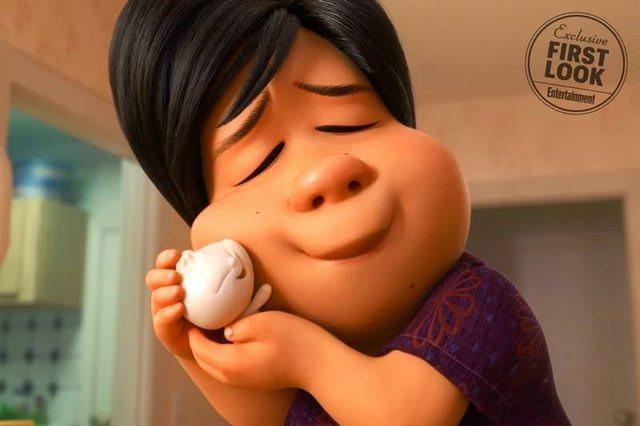 Bao   Divulgada a primeira imagem e a sinopse do novo curta da Pixar