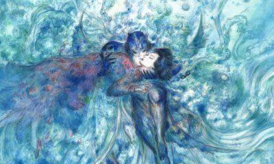 Artista de Final Fantasy cria pôster para promover A Forma da Água. Confira!