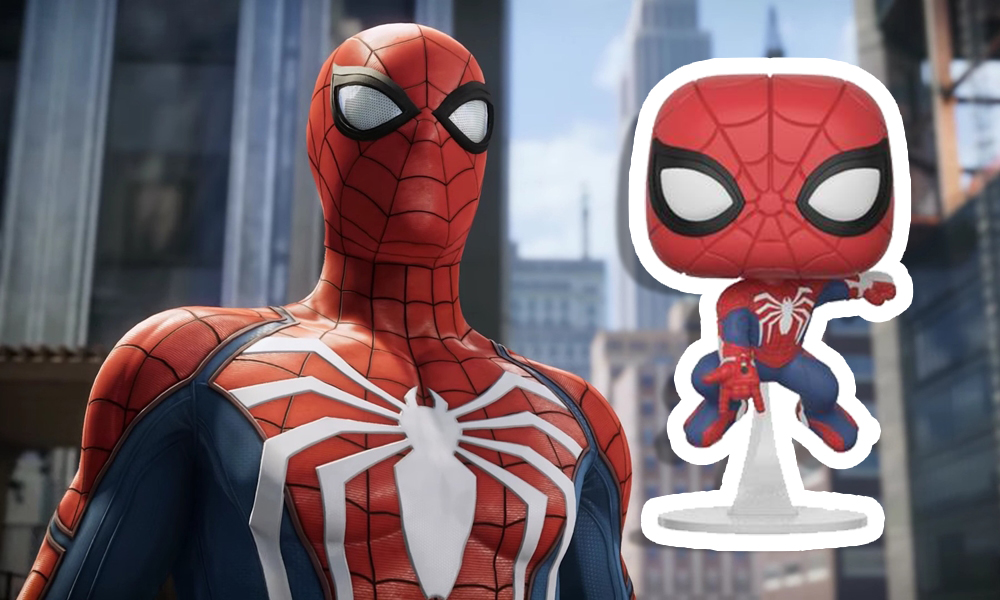 Futuro game de Spider-Man ganha colecionável da Funko Pop!