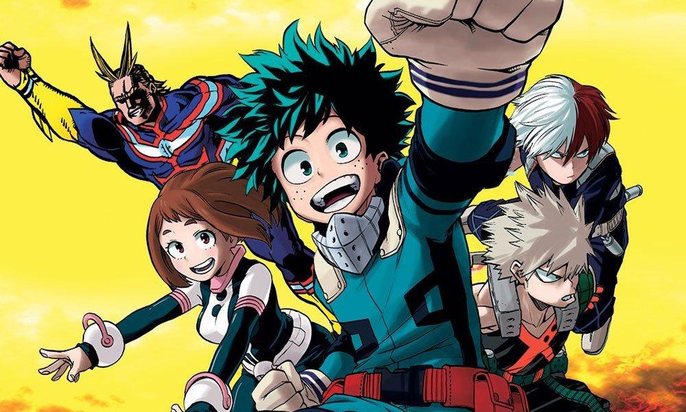 My Hero Academia | Filme ganha título oficial e tem data de estreia alterada