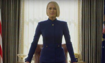 House of Cards | Netflix libera teaser da última temporada da série