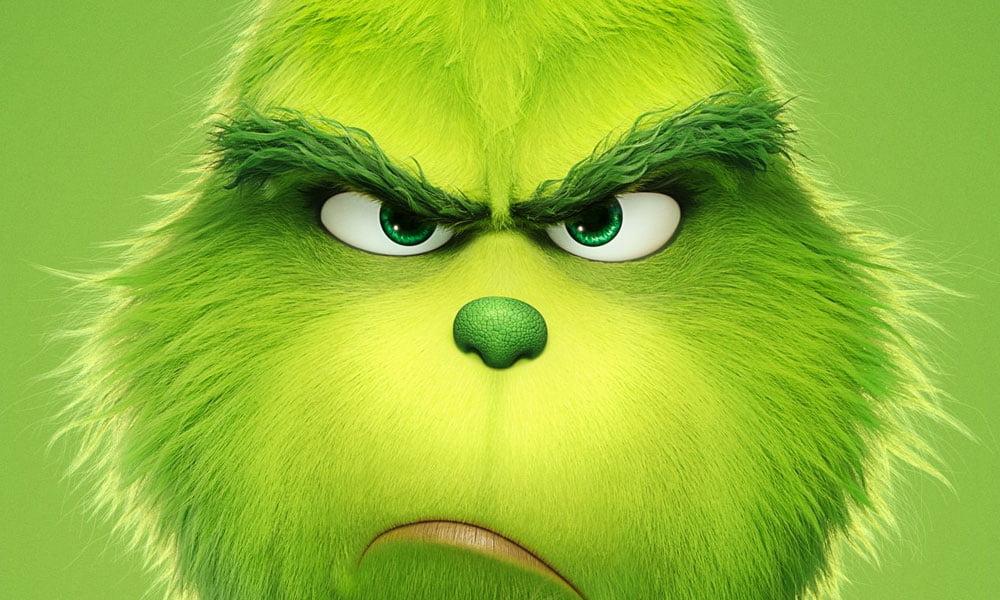 Nova versão animada de O Grinch ganha primeiro trailer oficial