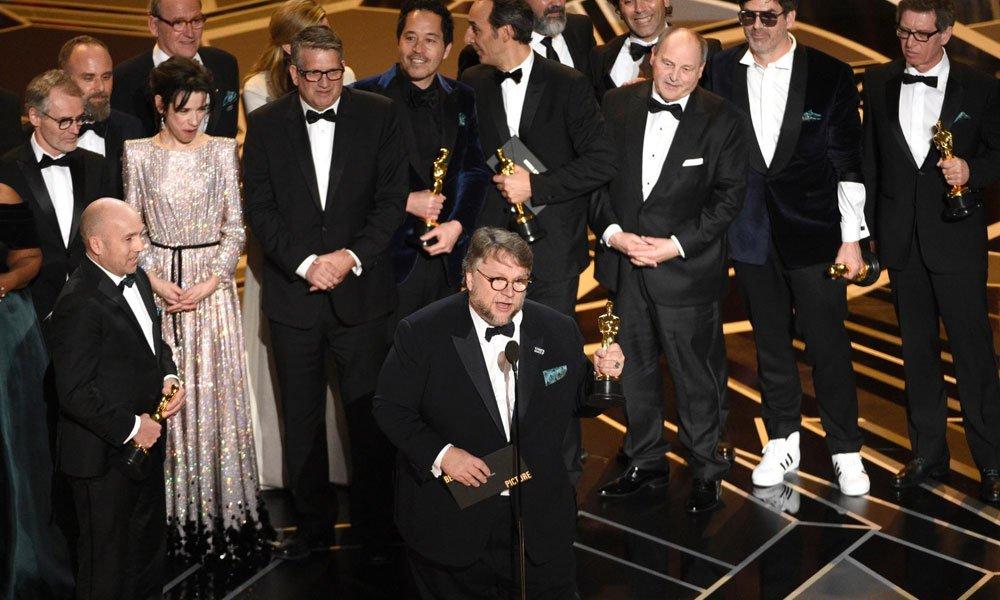 E o Oscar de 'Melhor Filme' vai para: A Forma da Água