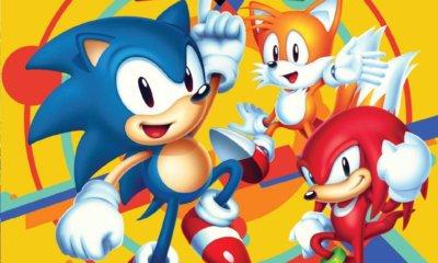 Sonic Mania Plus   Nova versão do game trará 2 novos personagens