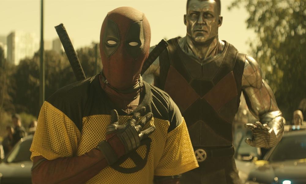 Colossus aparece acompanhado de anti-herói em Deadpool 2. Confira!