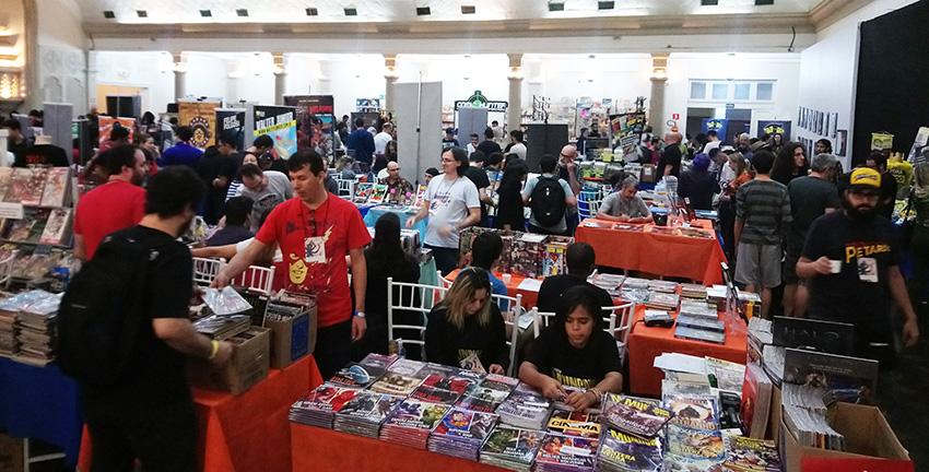 Festival Guia dos Quadrinhos 2018 | Saiba o que rolou por lá
