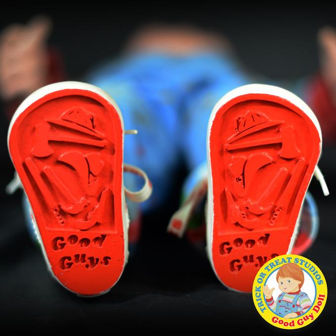 Chucky   Empresa está produzindo réplicas fiéis dos bonecos Good Guys